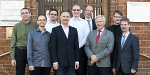 Der wiss. Beirat des MOSAIC-Projektes (2014)